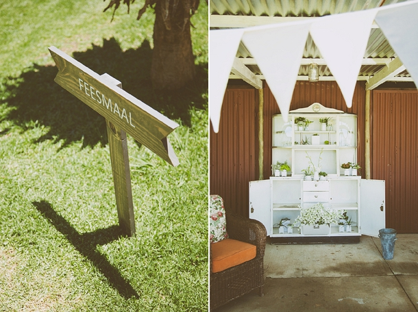 Kallie & Ansu's Modern Organic South African Wedding with Yellow Painted Proteas by Blackframe Photography (14)