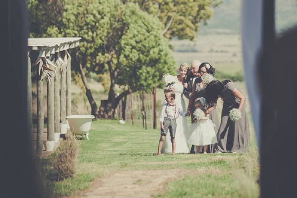 Kallie & Ansu's Modern Organic South African Wedding with Yellow Painted Proteas by Blackframe Photography (37)