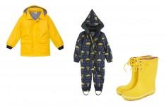 childrens rainwear