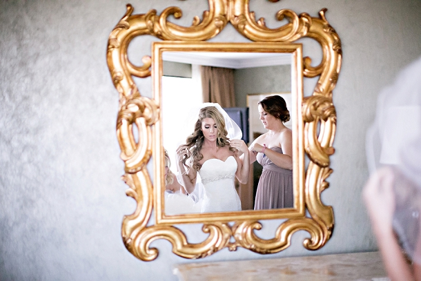 Romantic Blush & Gold Wedding by Melissa Vossler (33)