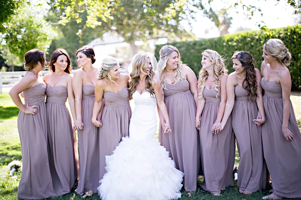 Romantic Blush & Gold Wedding by Melissa Vossler (45)