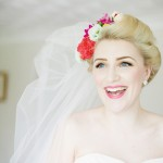 carrie bradshaw inspired bridal makeup