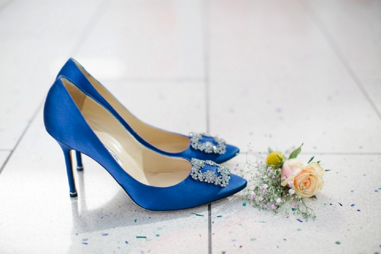 something blue manolo blahniks sex and the city wedding