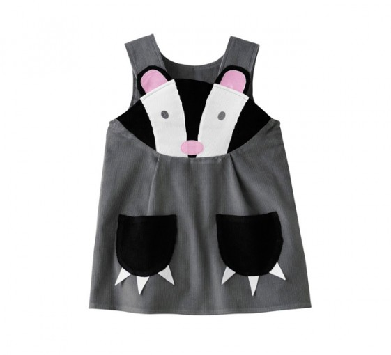 badger dress