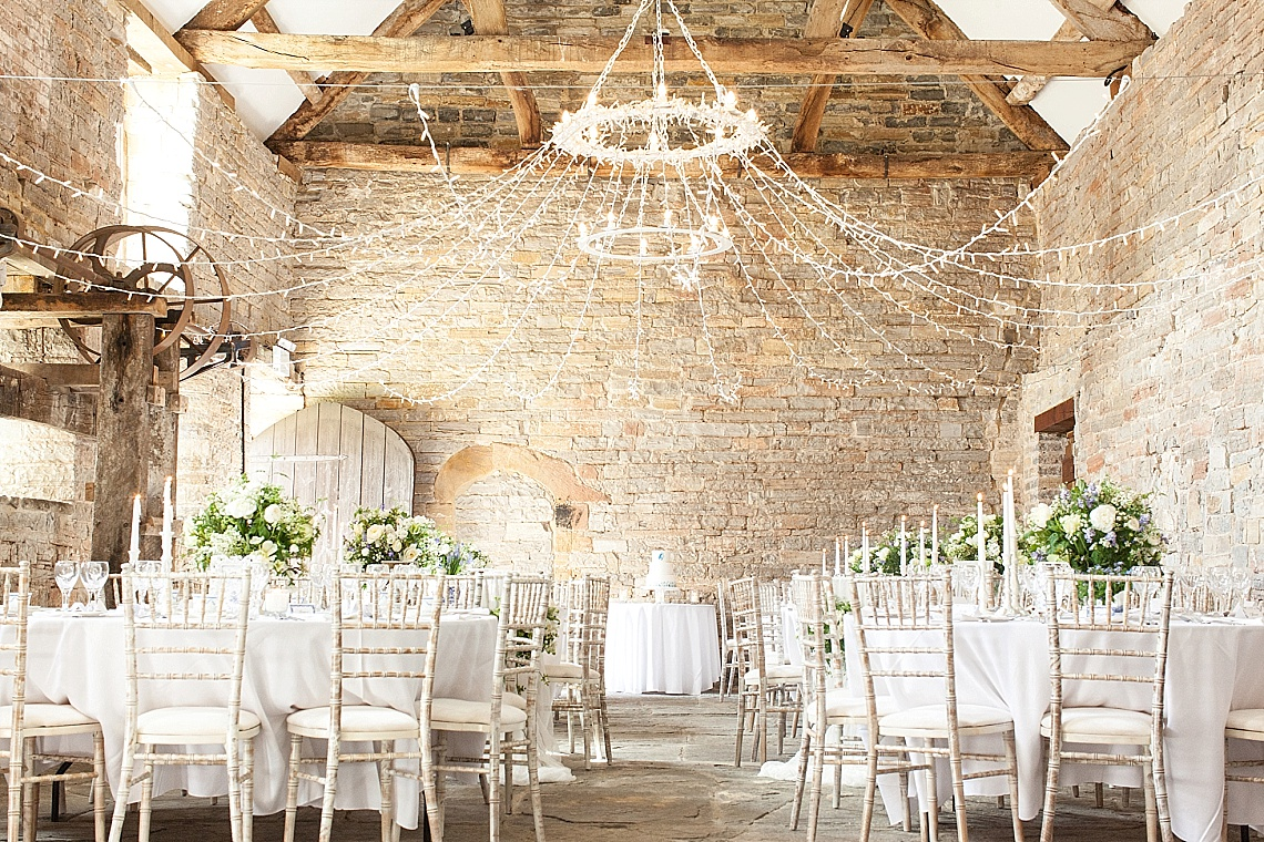 RUSTIC LUXE BRIDE'S DIARY: THE VENUE
