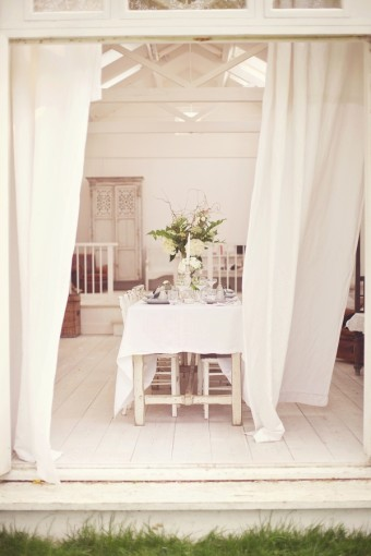 Pale & Interesting New England Barn Wedding Venue Kent