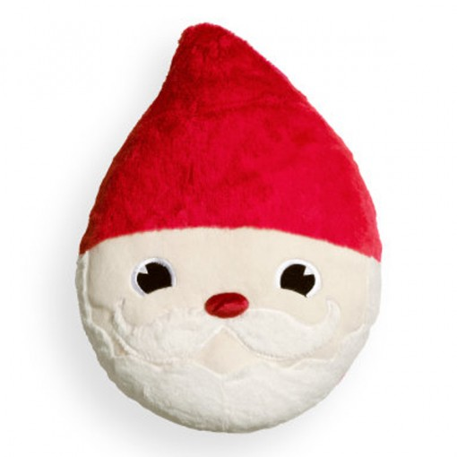 Santa soft toy cushion from H&M