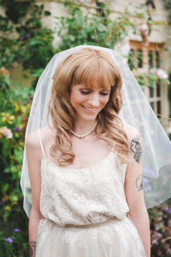 Edith Wedding Dress by Faith Caton Barber