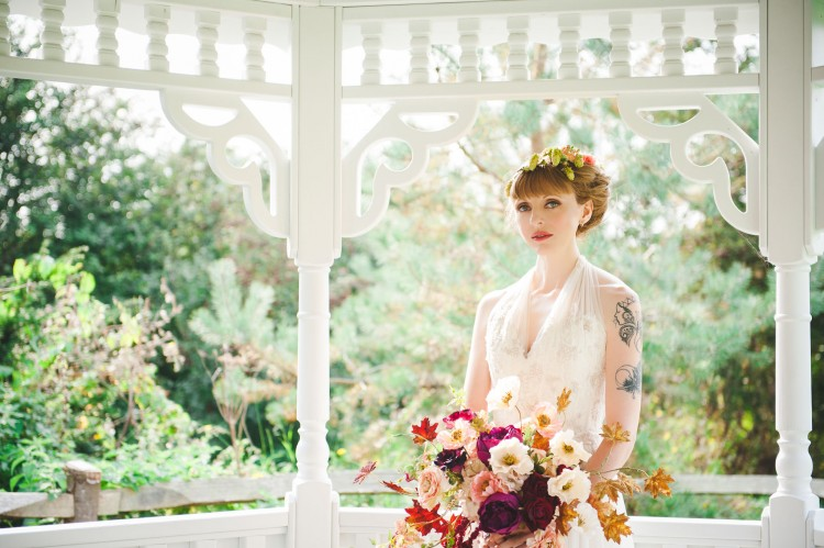 Emmy Wedding Dress by Faith Caton Barber