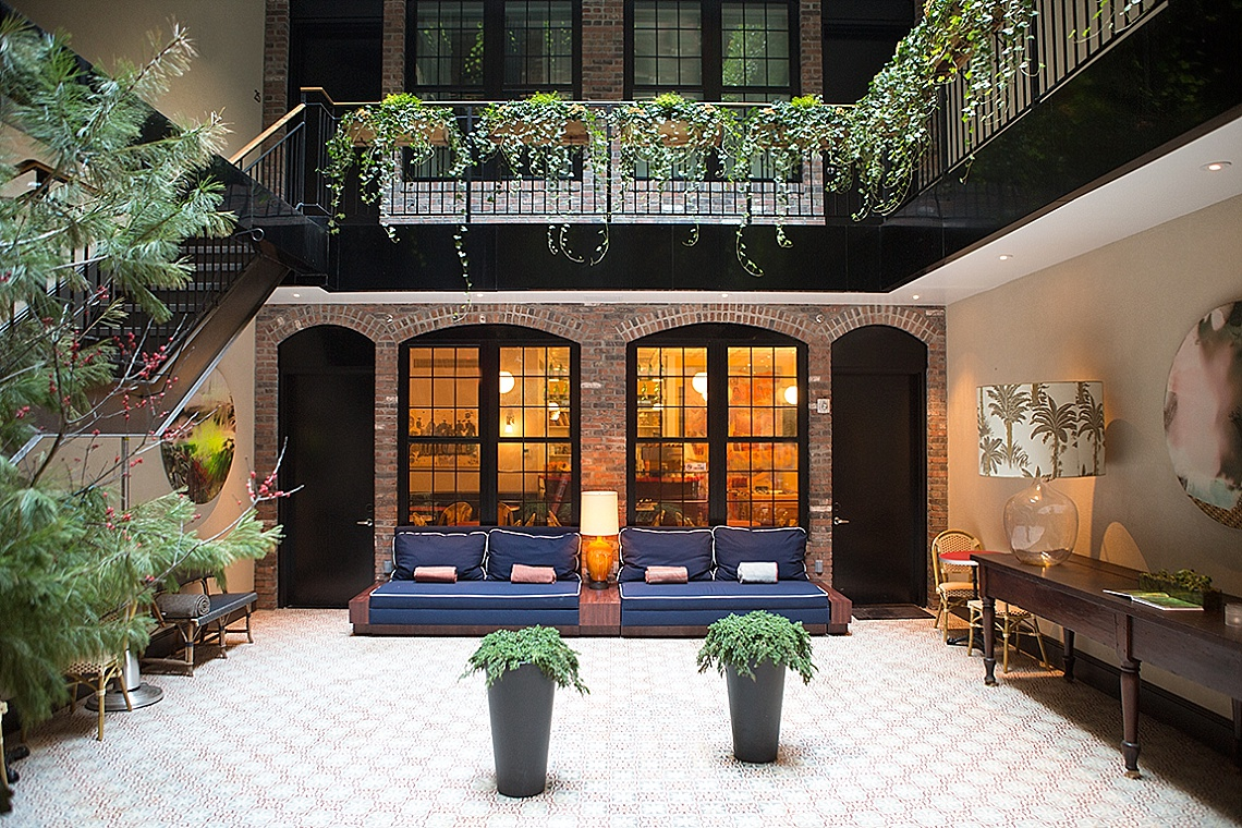 The Broome Boutique Hotel New York Review