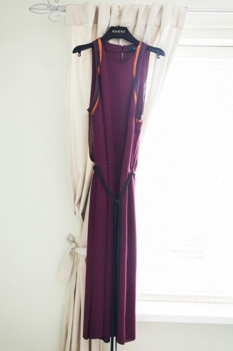 alternative gucci wedding dress marsala