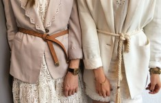 Belle & Bunty winter belt fashion