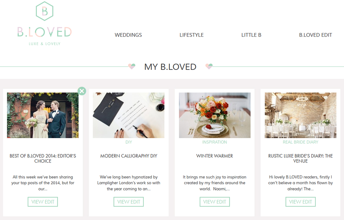 my bloved save your wedding inspiration