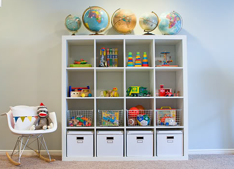Stylish Toy Storage Solutions