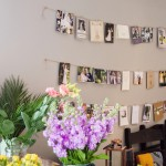 Lily & May florist workshop