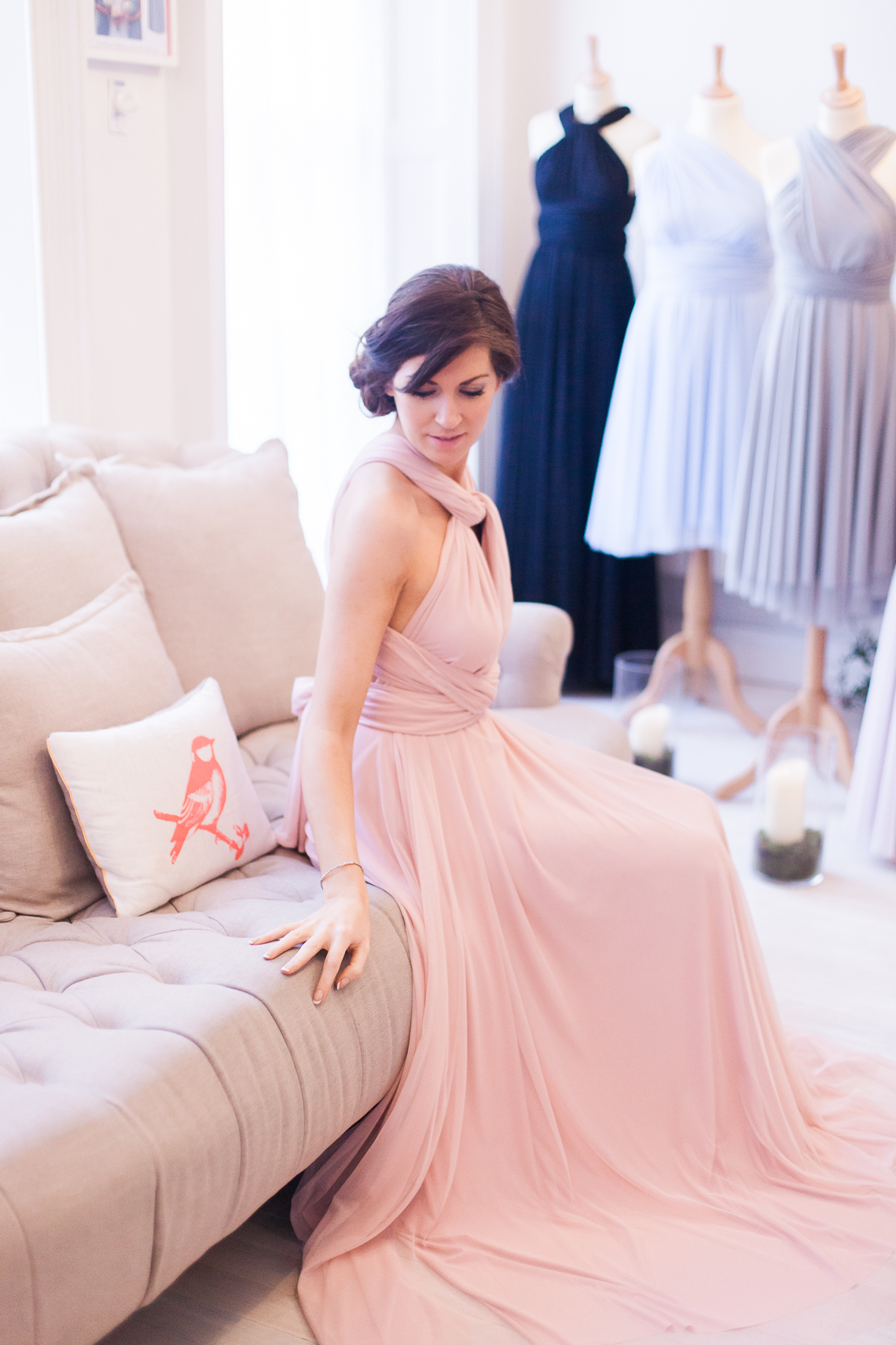 The new Tulle Collection by twobirds Bridesmaid
