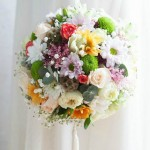 colourful-bridal-pomander