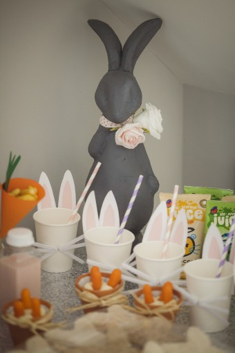 Betsy S Bunny Themed Birthday Party
