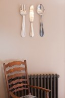 cutlery wall art