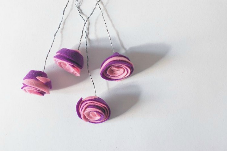 pink-and-purple-felt-roses