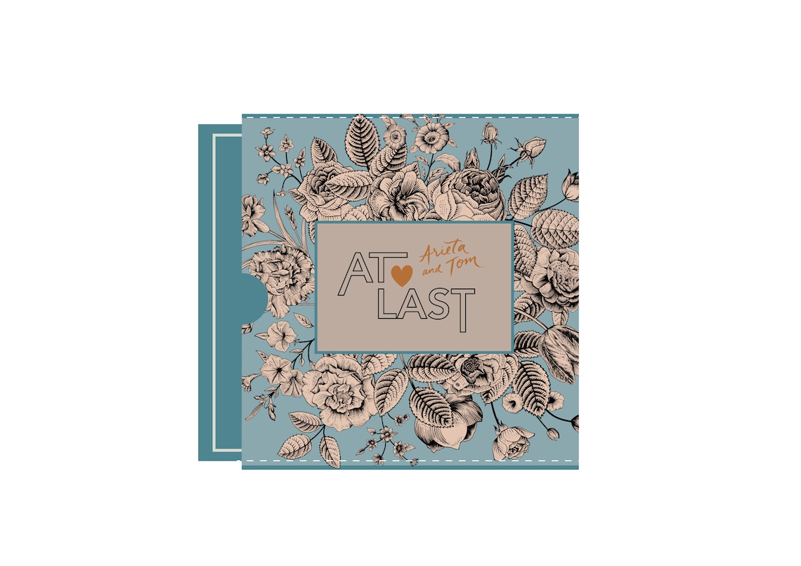 Telling your wedding story with stationery