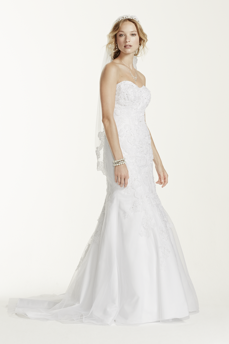 Bridalwear Luxe for Less with David\'s Bridal