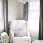 neutral and grey classic style nursery