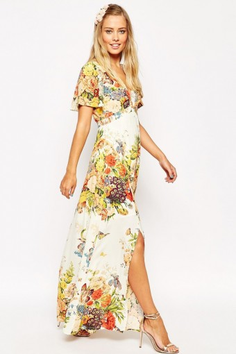 date night summer maxi dress