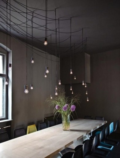 filament lighting inspiration