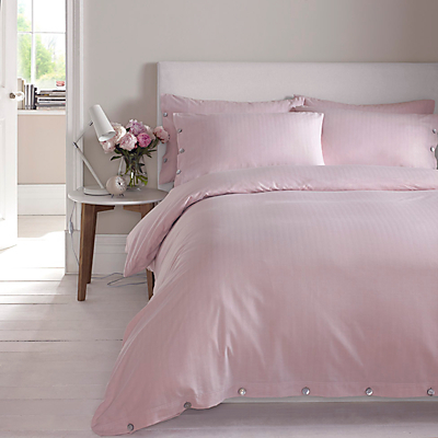 pink grey bedroom linen