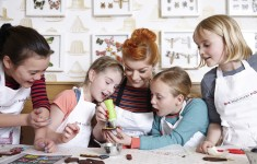 biscuiteers school of icing kids summer activities