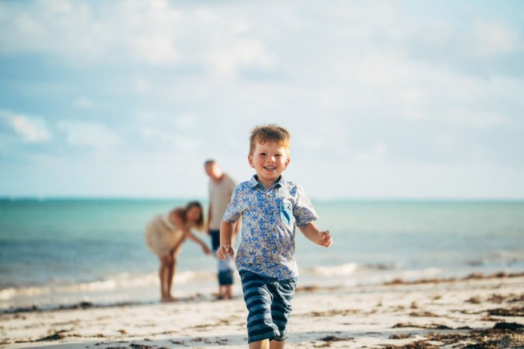 playing-on-the-beach
