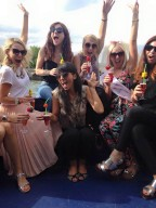 fifties style hen do in henley