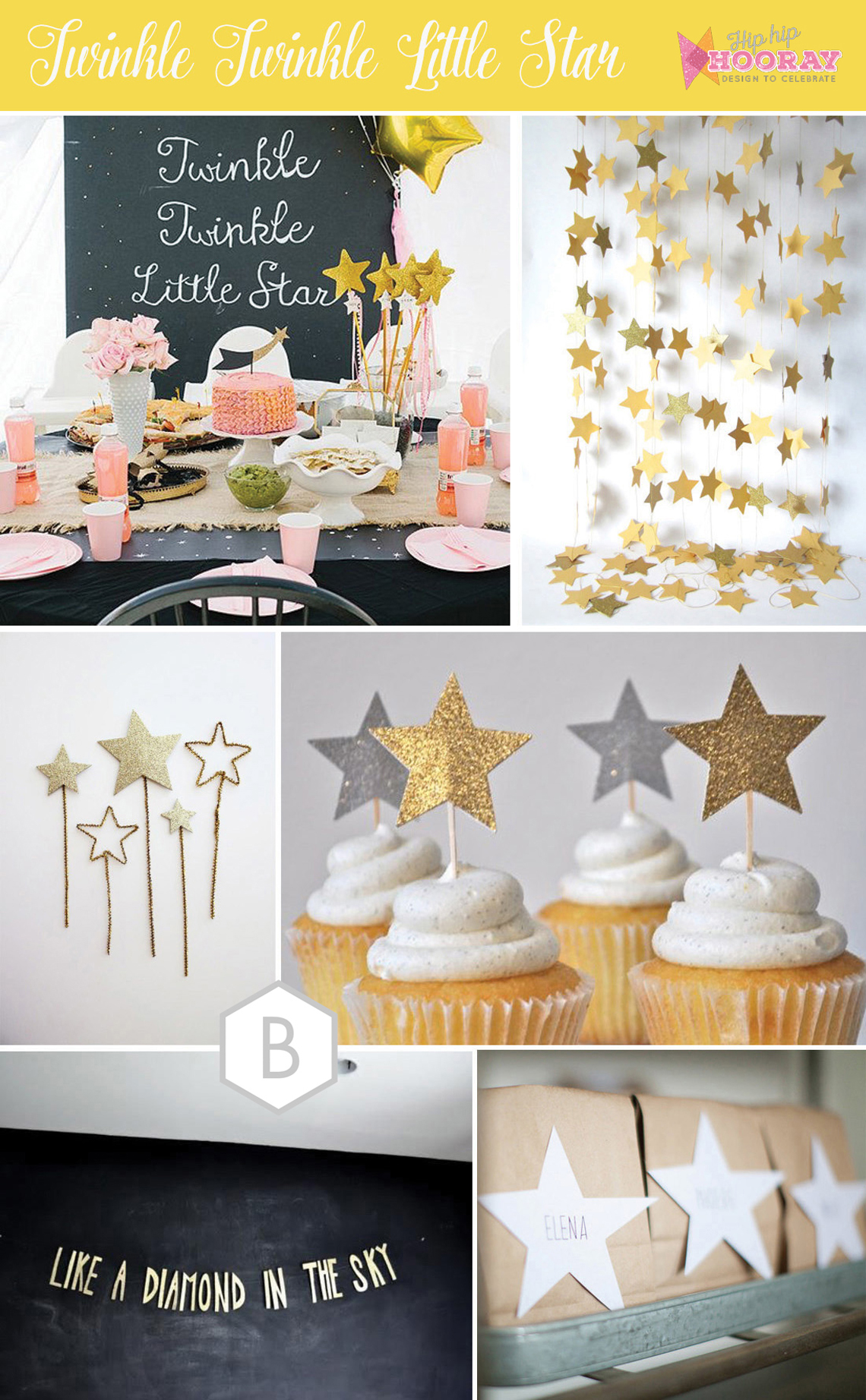 Five First Birthday Party Ideas