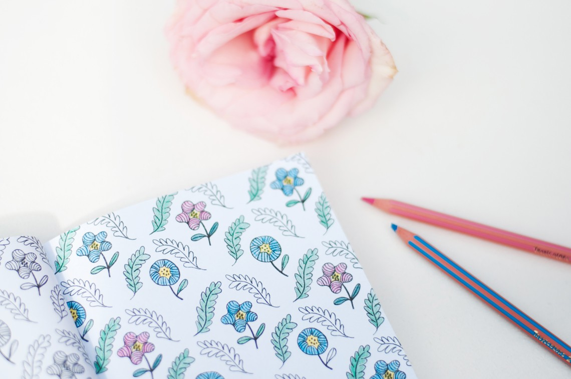 The coloring book of mindfulness - Lifestyle