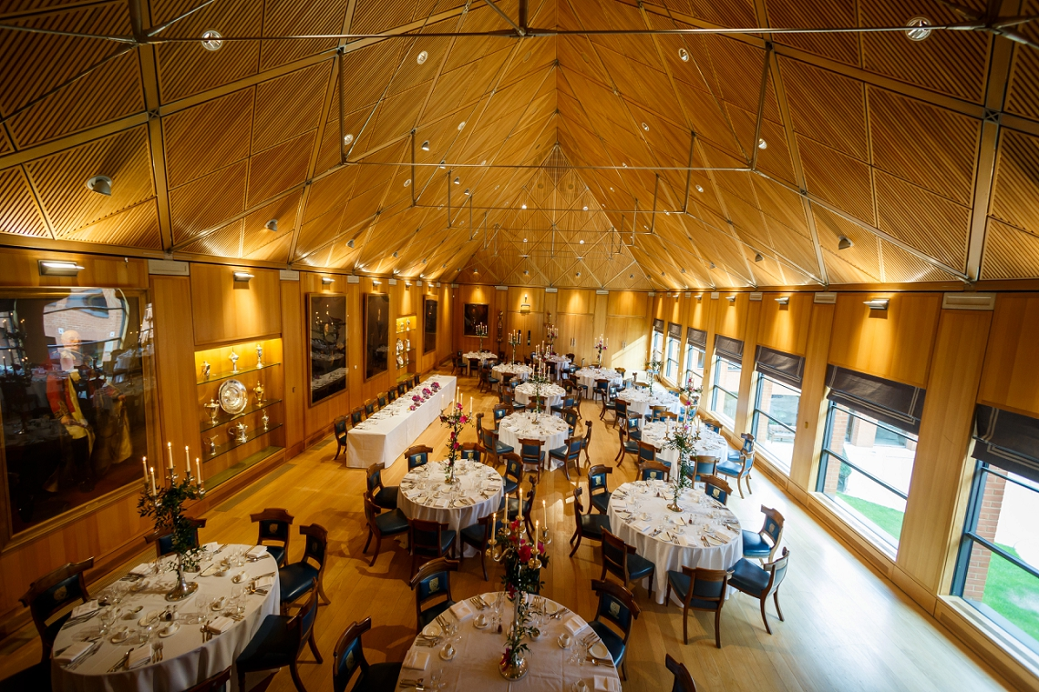 Winter Wedding Venues And Inspiration With ITA* Venues