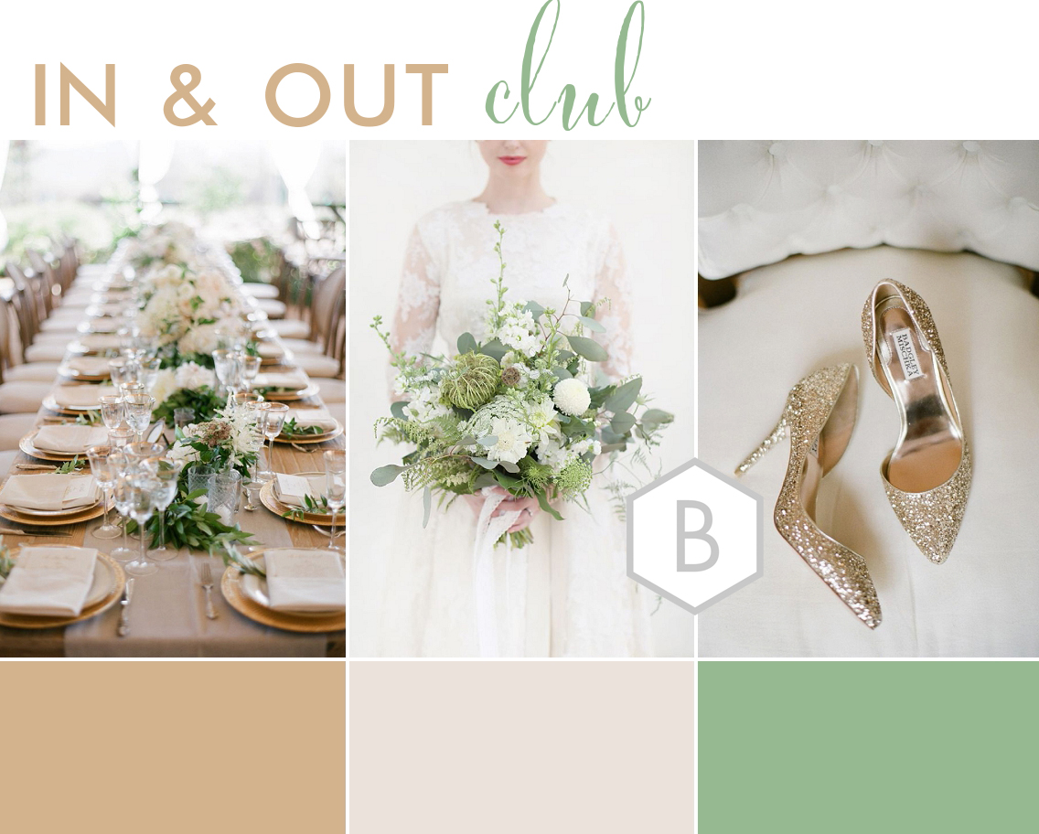 In & Out Club Winter Wedding Inspiration