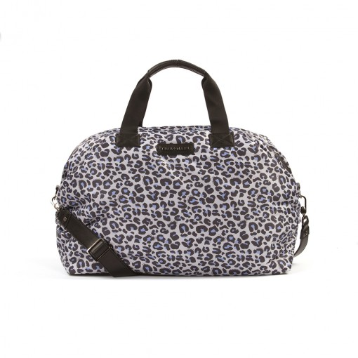 leopard changing bag