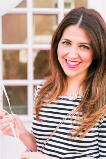 wedding entrepreneur rebecca d'amato kobus glimmer & threads