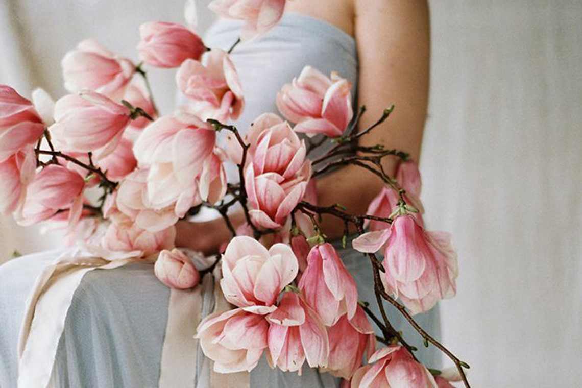 grey && blush wedding inspiration