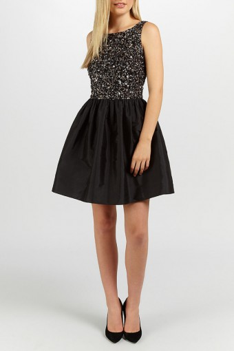 Christmas Sequin Party Dresses 2015