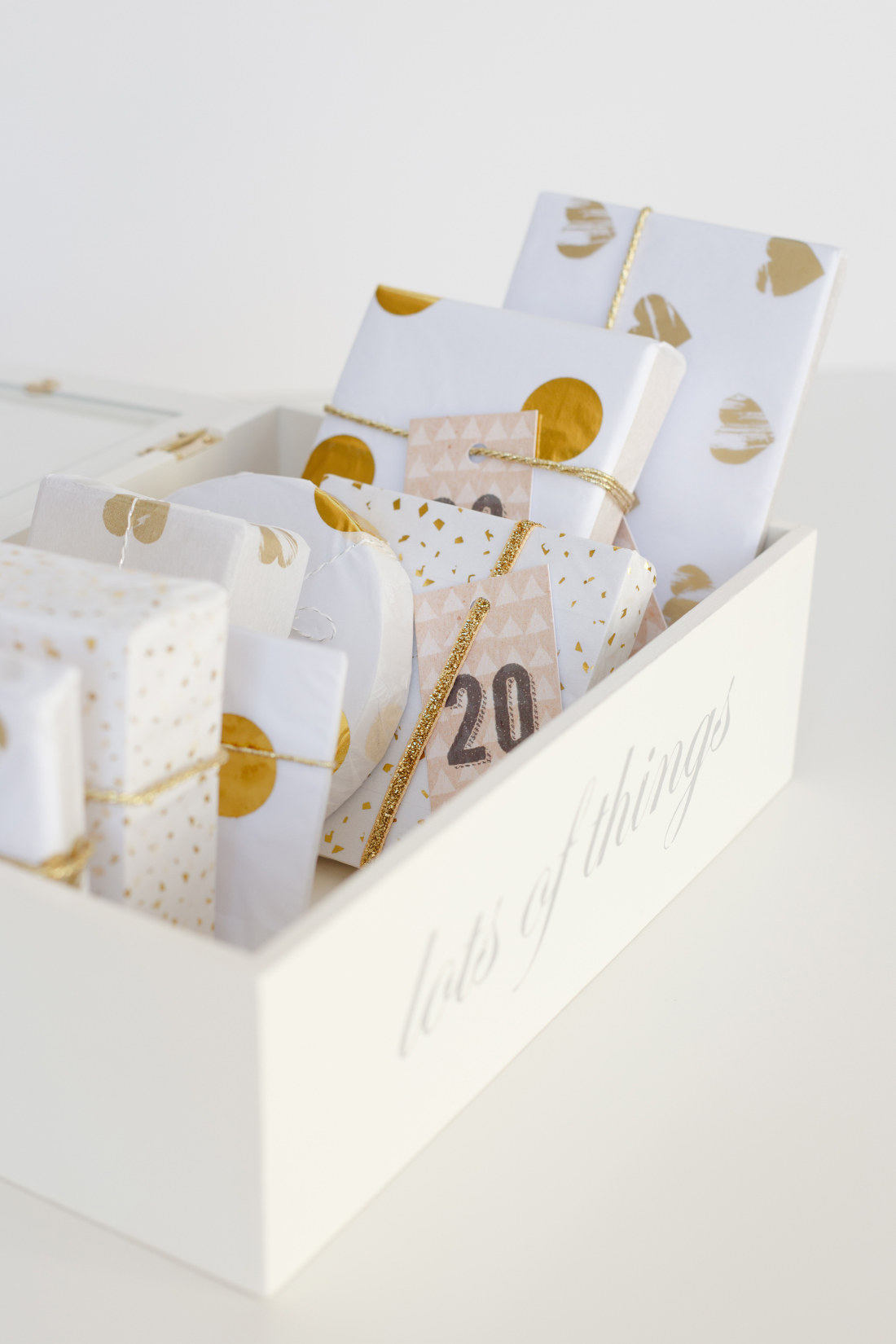 Luxury Diy Advent Calendar Printables From Hip Hip Hooray