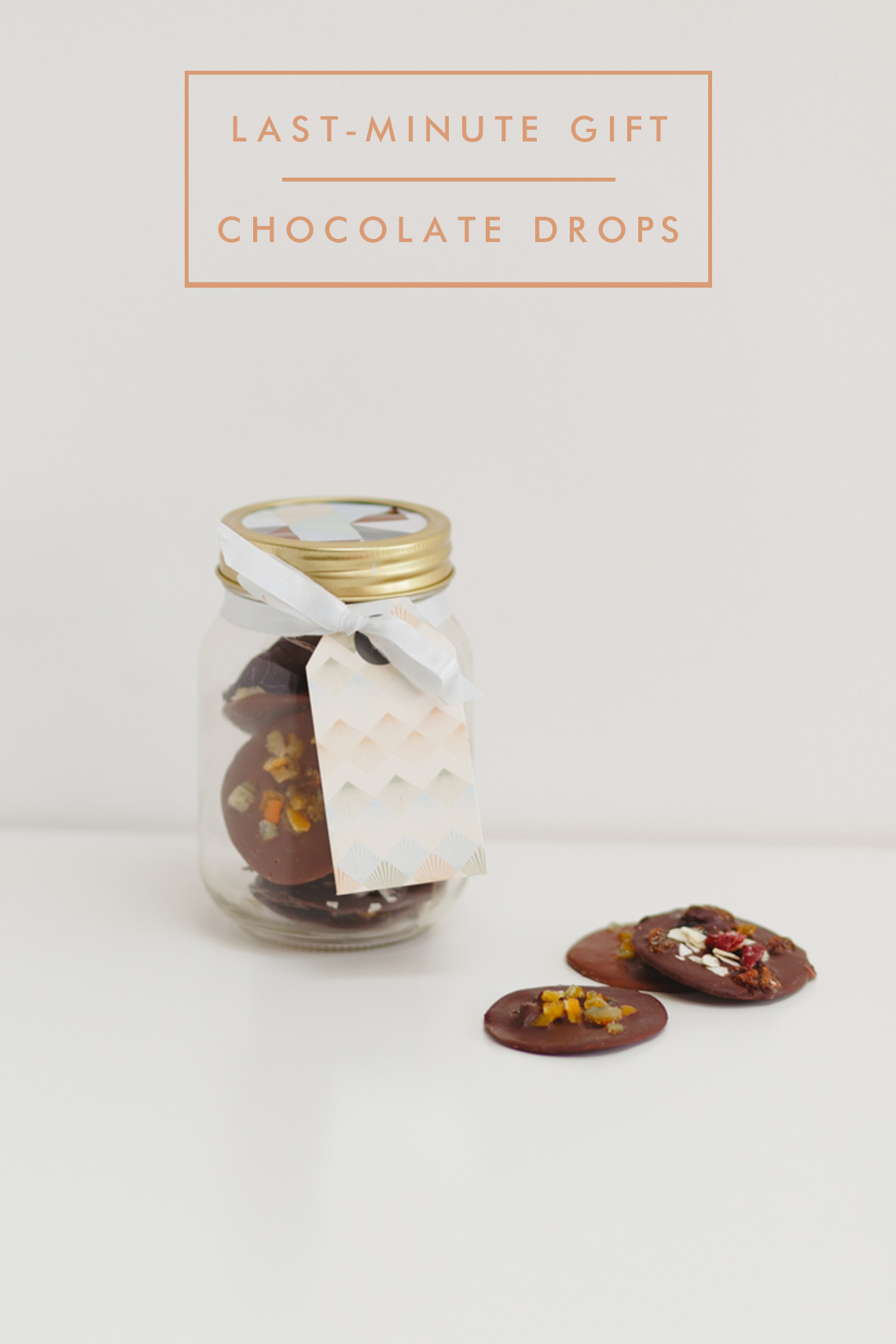 BLOVED Lifestyle Blog Christmas Gift Guide Last Minute Gifts Claire Graham Photography Chocolate Orange Nut Drops