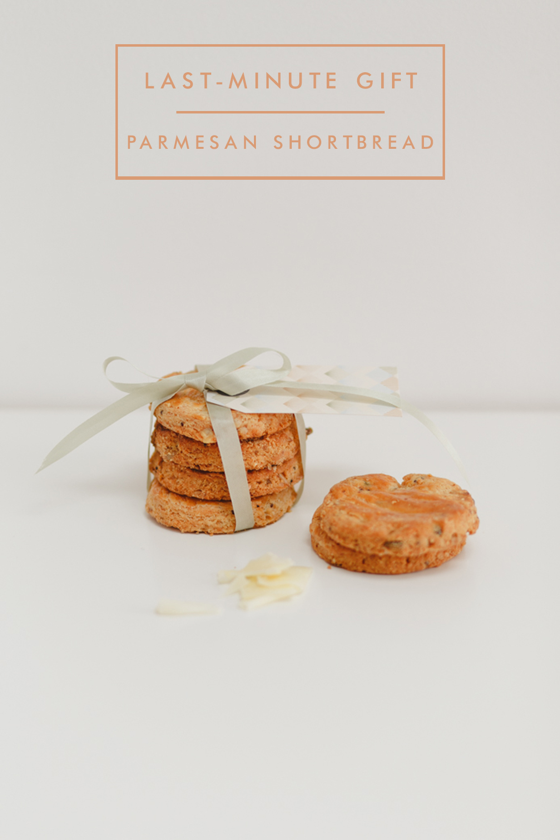 BLOVED Lifestyle Blog Christmas Gift Guide Last Minute Gifts Claire Graham Photography Parmesan Shortbread