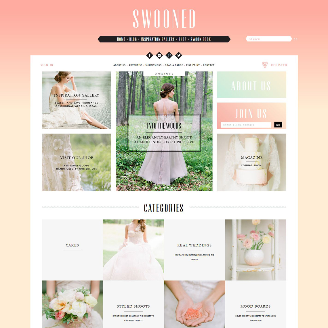 bloved-wedding-blog-top-10-wedding-blogs-2016-swooned-magazine