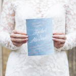 Bowtie and Belle Photography - Luxe Winter Wedding Inspiration, curated by wedding blog Bloved