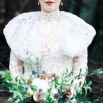 Bowtie and Belle Photography - Luxe Winter Wedding Inspiration, curated by Bloved wedding blog