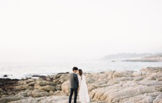 Big Sur engagement shoot, photography by Erich McVey