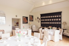Farbridge wedding venue tour, photography by Lorraine Claire Photography, curated by wedding blog Bloved