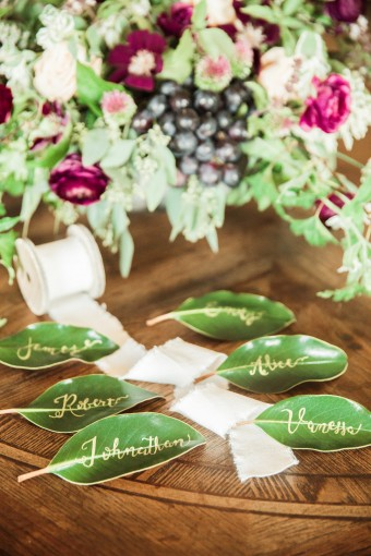 Rustic mulberry and wine wedding inspiration, photography by Meggie Taylor Photography, styling by Embrace the Day Events, feature curated by Bloved wedding blog